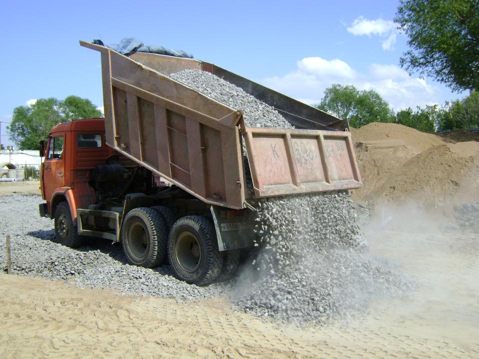 Услуги по перевозке сыпучих грузов
